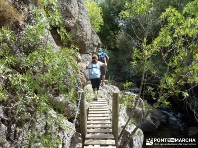 Cañones del Río Cega y  Santa Águeda  – Pedraza;sierra de peñalara chorro de navafria